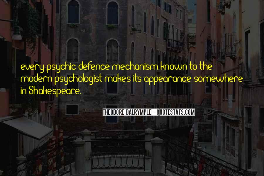 Theodore Dalrymple Quotes #447367