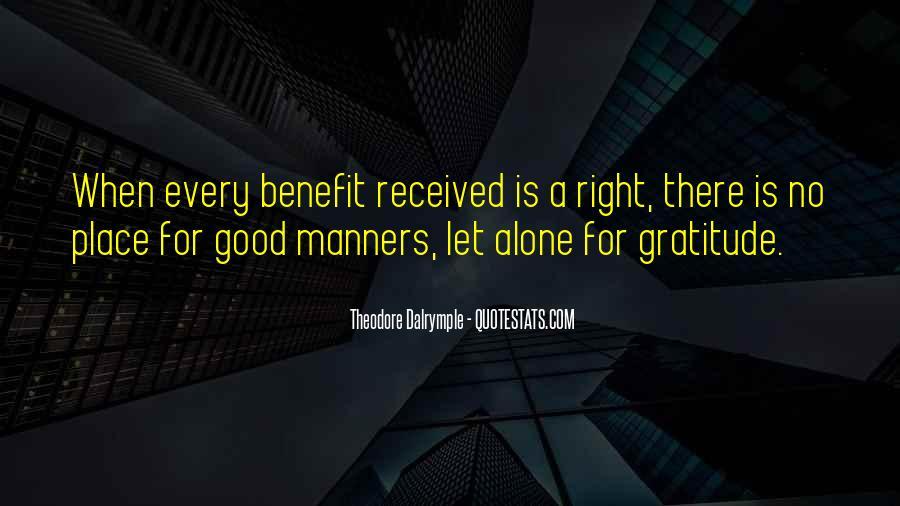 Theodore Dalrymple Quotes #508633
