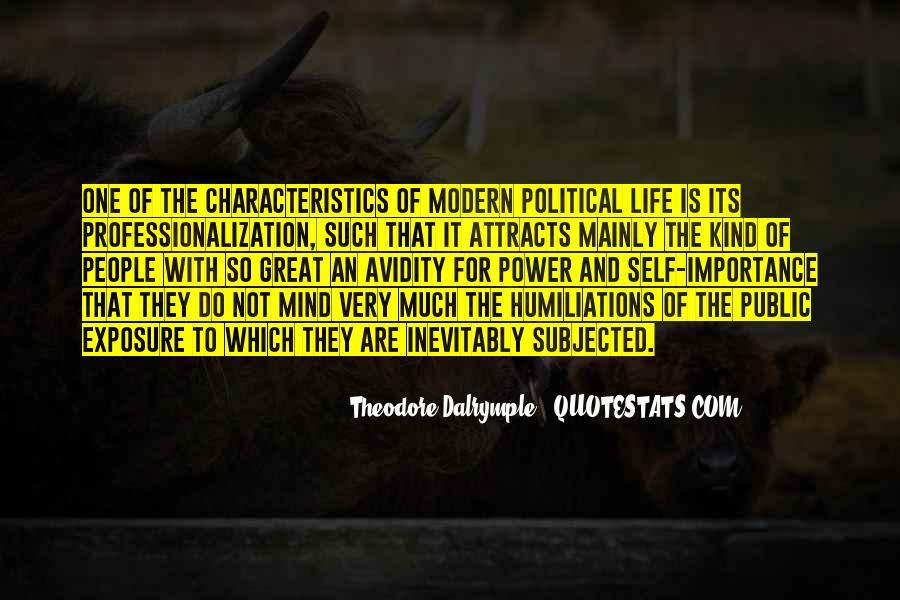 Theodore Dalrymple Quotes #63351