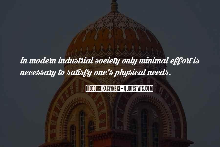 Theodore Kaczynski Quotes #1098042