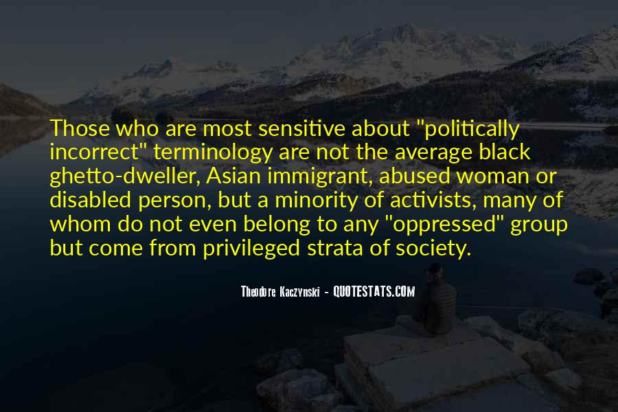 Theodore Kaczynski Quotes #1231941