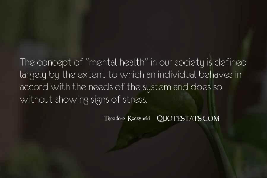 Theodore Kaczynski Quotes #1312918