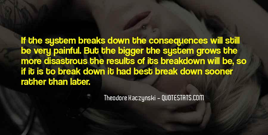 Theodore Kaczynski Quotes #1346349