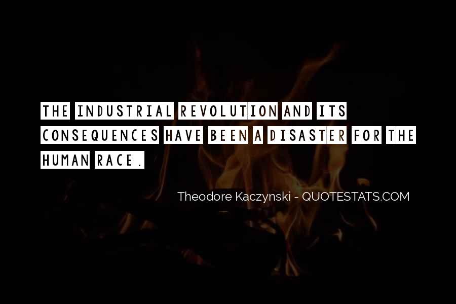 Theodore Kaczynski Quotes #1624412