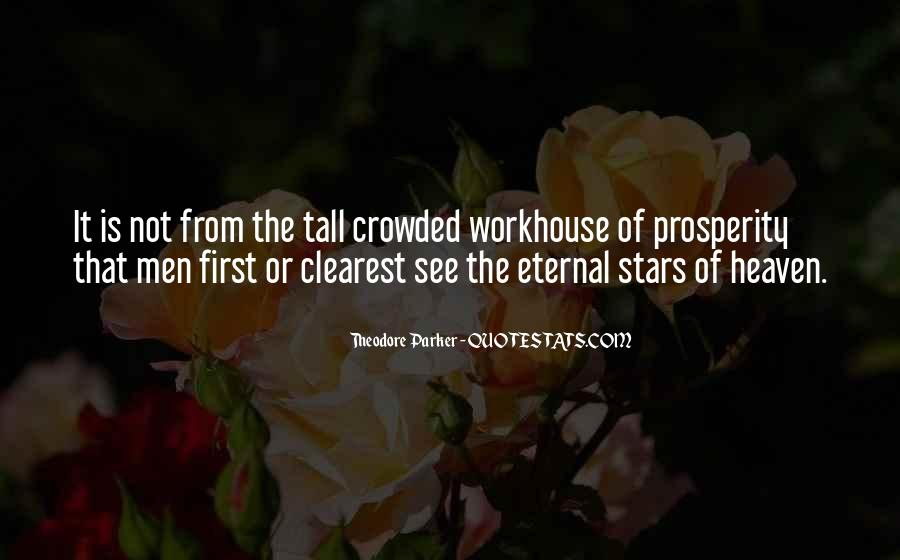 Theodore Parker Quotes #1000420