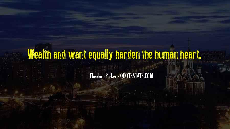 Theodore Parker Quotes #1110905