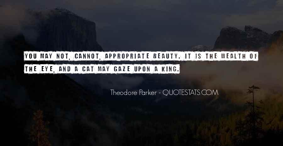 Theodore Parker Quotes #1154192