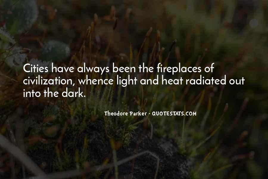Theodore Parker Quotes #1195150