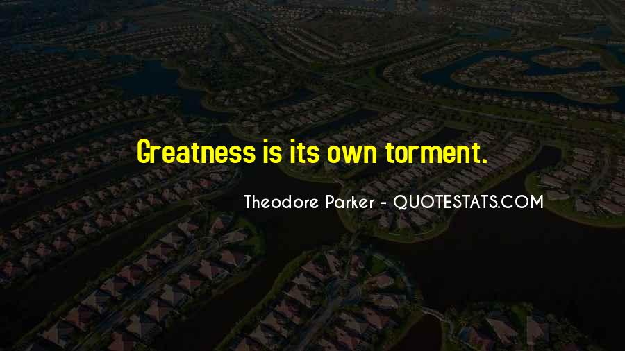 Theodore Parker Quotes #1236841