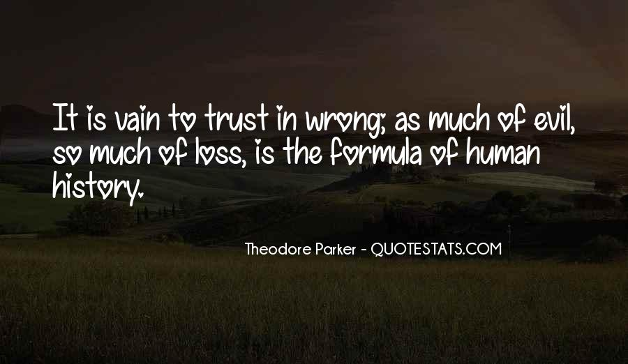 Theodore Parker Quotes #1613690