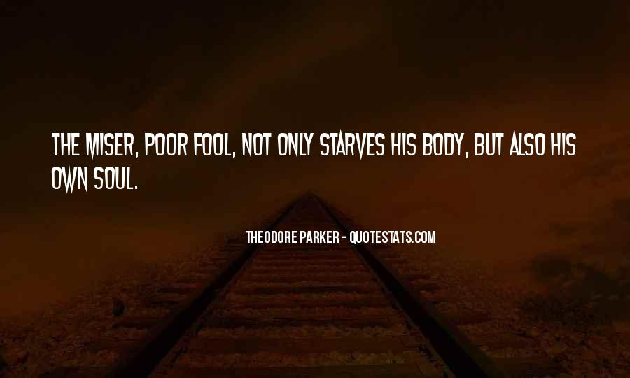 Theodore Parker Quotes #1632674