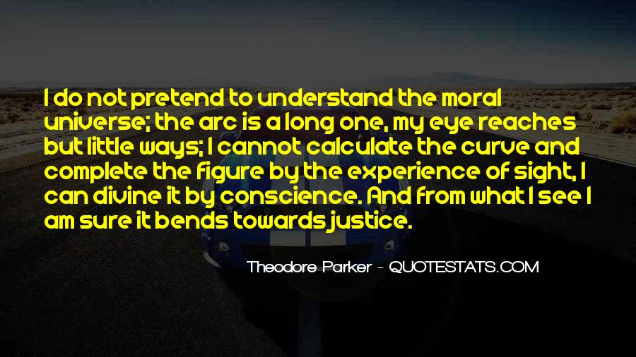 Theodore Parker Quotes #1638293