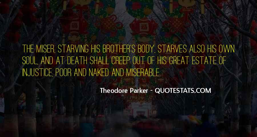 Theodore Parker Quotes #1765157