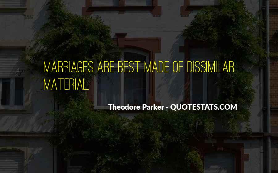 Theodore Parker Quotes #1856823