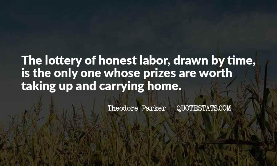 Theodore Parker Quotes #408256