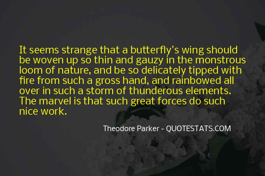 Theodore Parker Quotes #967361