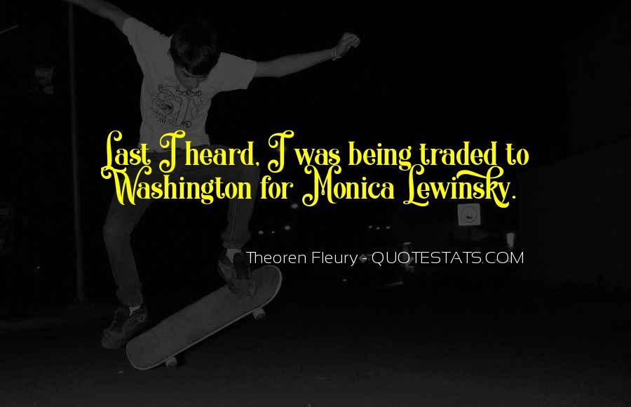 Theoren Fleury Quotes #91685