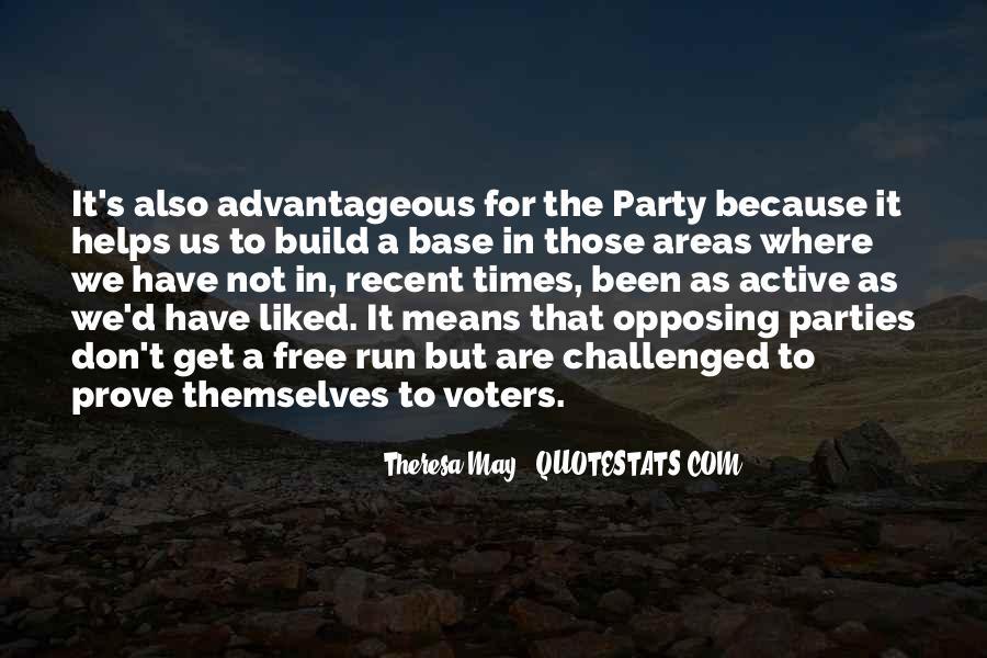 Theresa May Quotes #1025539