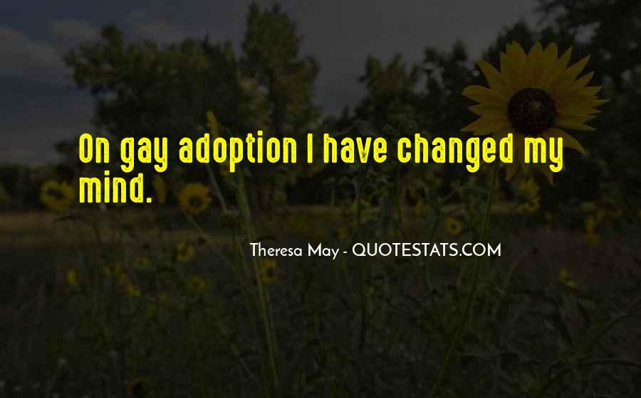 Theresa May Quotes #1036140