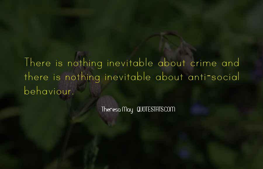 Theresa May Quotes #1105016