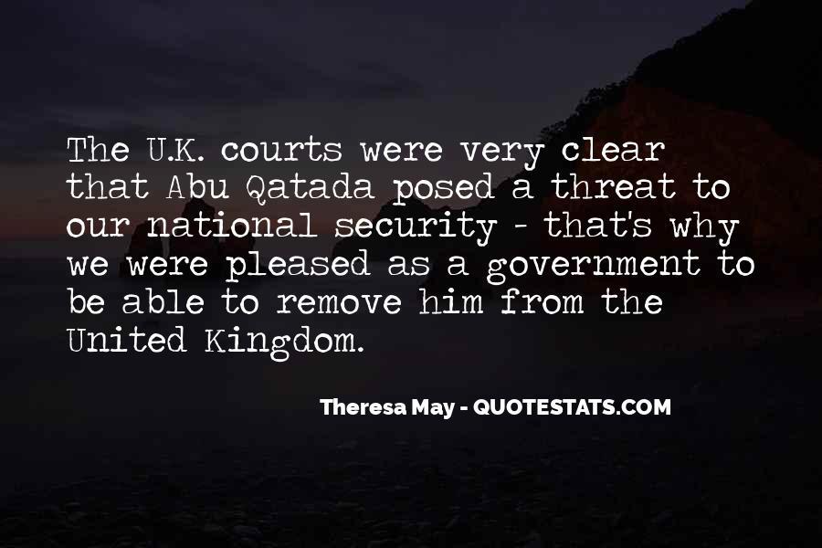 Theresa May Quotes #1162359