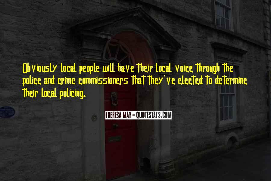 Theresa May Quotes #1181830