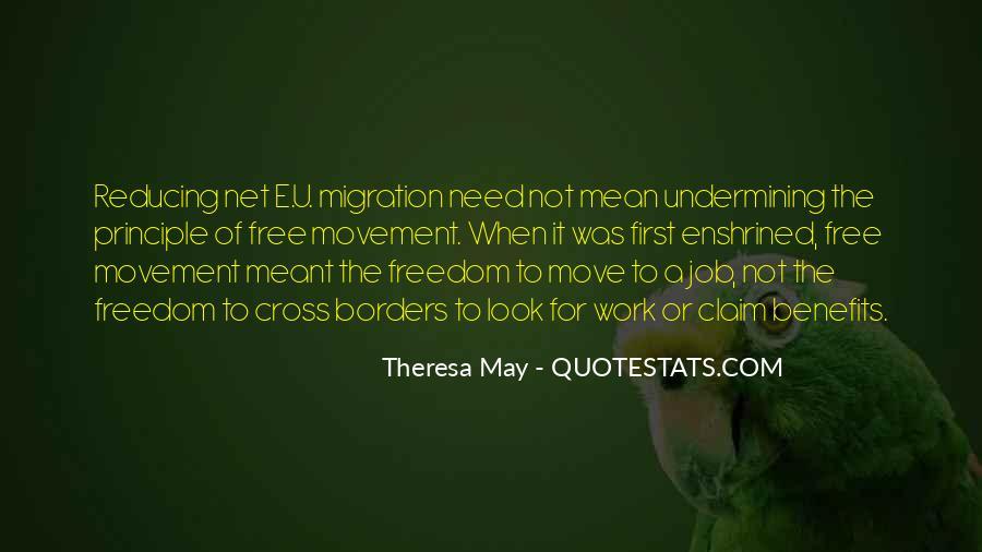 Theresa May Quotes #1326716
