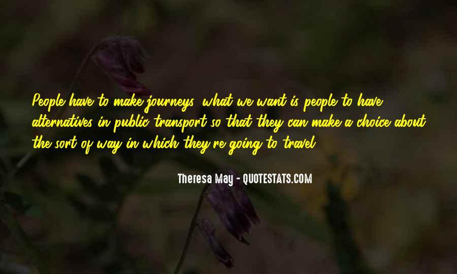 Theresa May Quotes #1355646