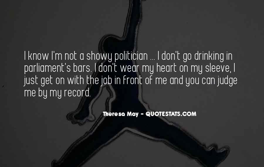 Theresa May Quotes #1366341
