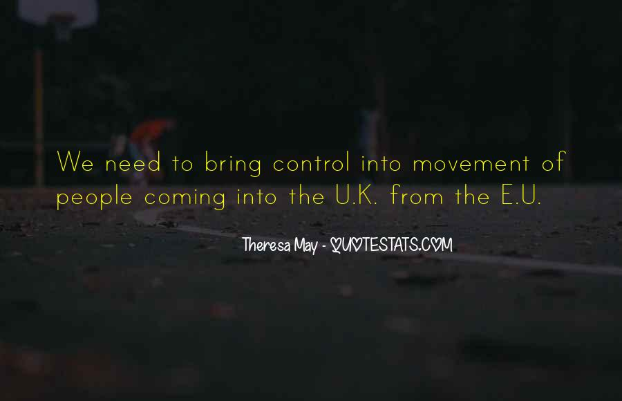 Theresa May Quotes #1396396