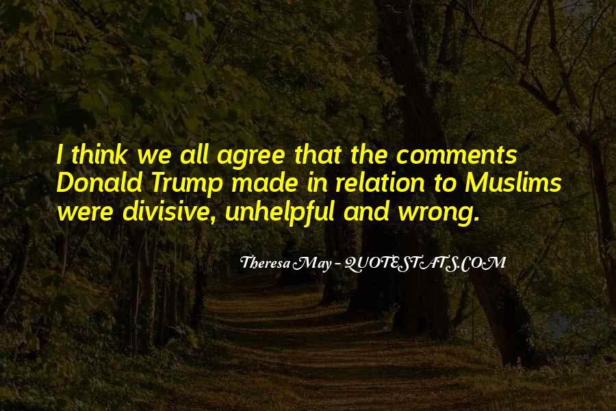 Theresa May Quotes #1460904