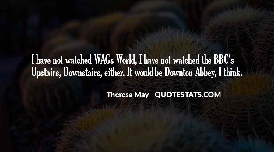 Theresa May Quotes #1466683