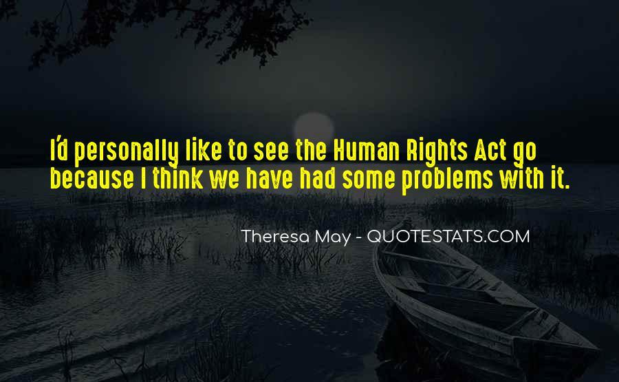 Theresa May Quotes #1507420