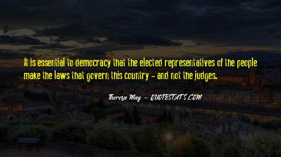 Theresa May Quotes #1528364