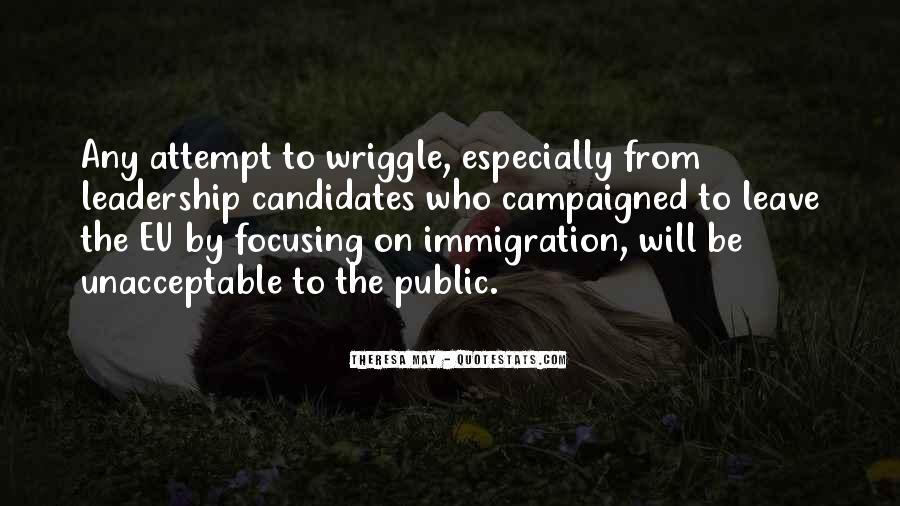 Theresa May Quotes #1553095