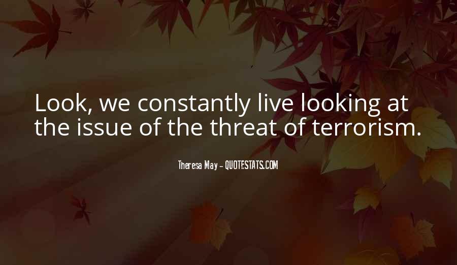 Theresa May Quotes #1556549