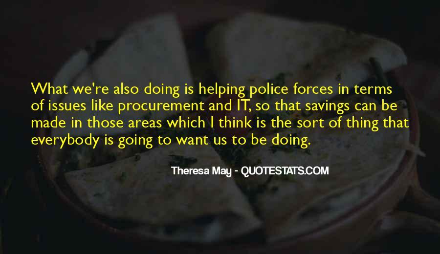 Theresa May Quotes #1569970
