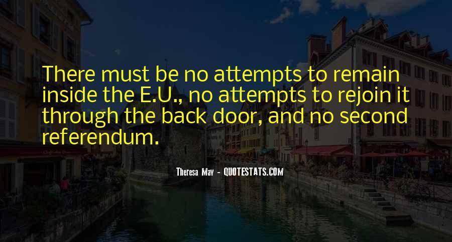Theresa May Quotes #1662160