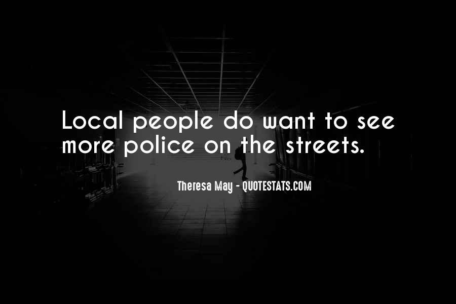 Theresa May Quotes #171487
