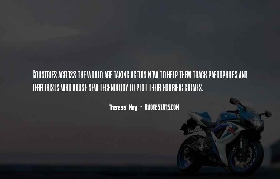 Theresa May Quotes #1816553