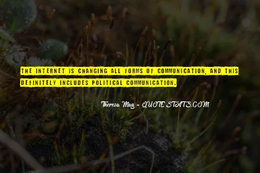 Theresa May Quotes #1830144