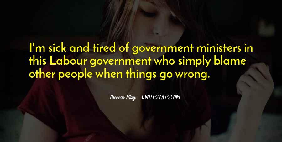 Theresa May Quotes #224274