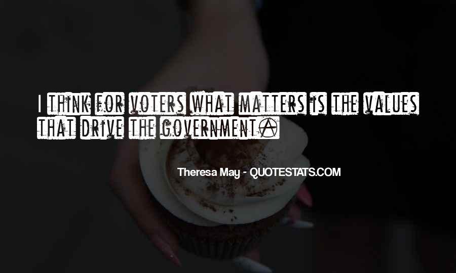 Theresa May Quotes #287031