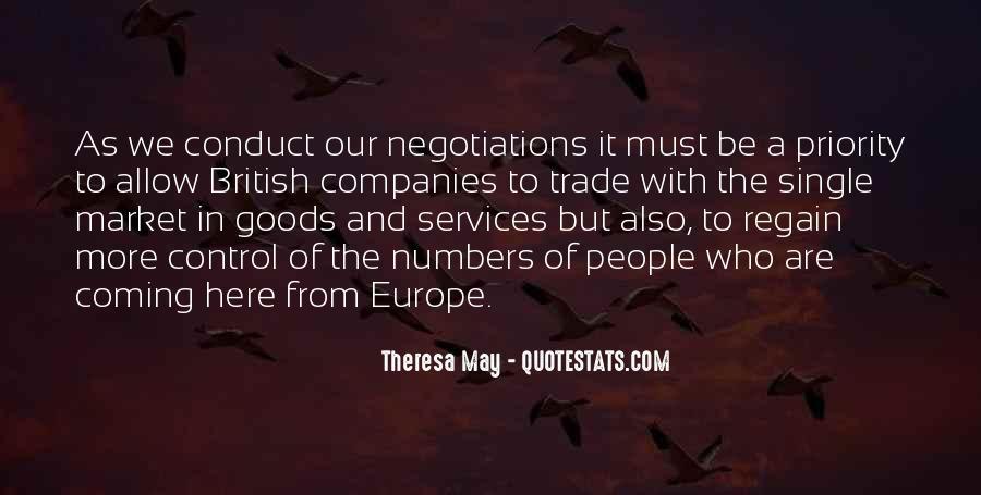 Theresa May Quotes #381547