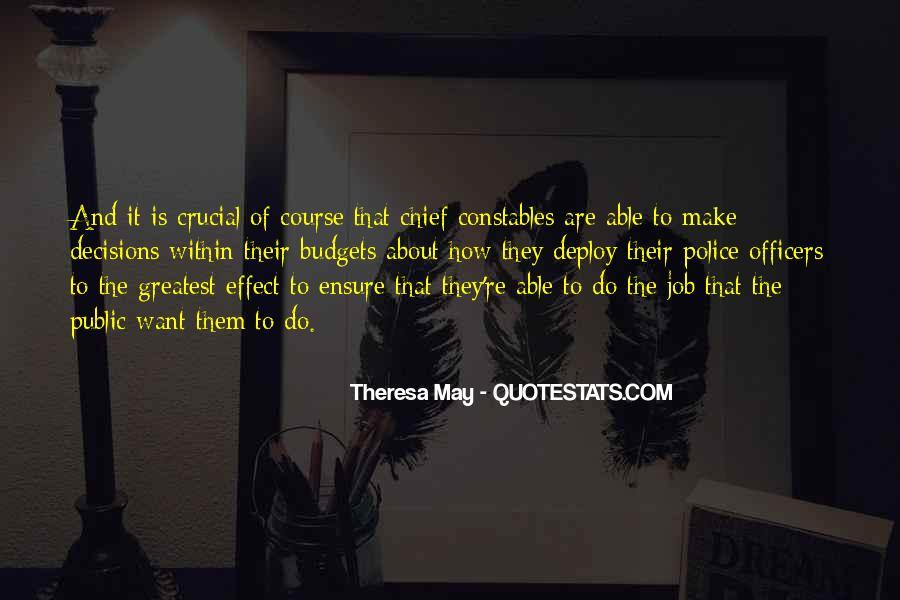 Theresa May Quotes #413384