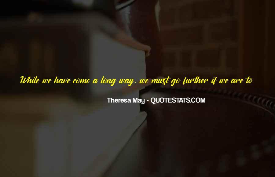 Theresa May Quotes #479856