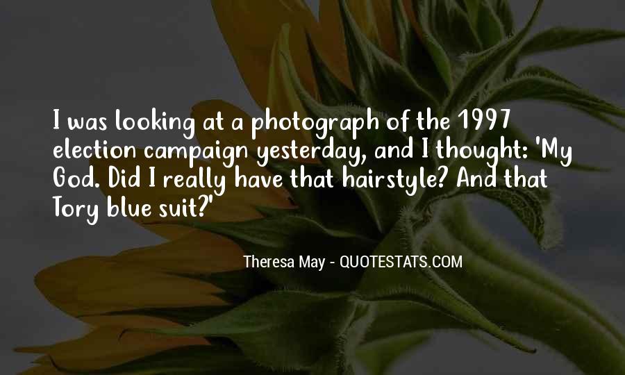 Theresa May Quotes #503813