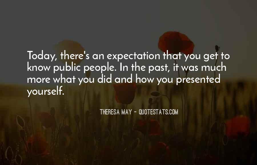 Theresa May Quotes #558093