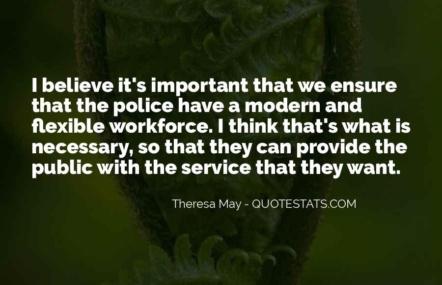 Theresa May Quotes #590933