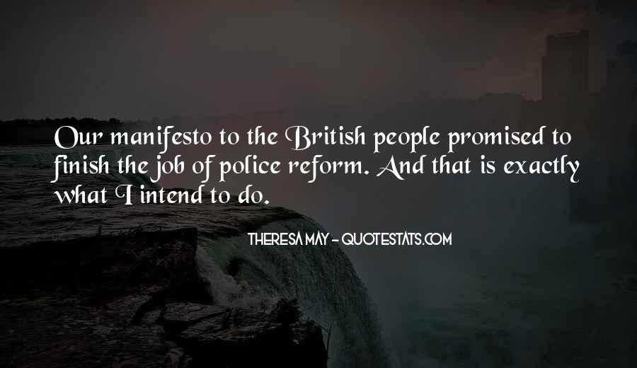 Theresa May Quotes #647003